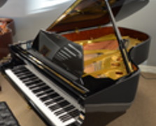 Schimmel Diamond Edition grand with QRS PM3 player system!